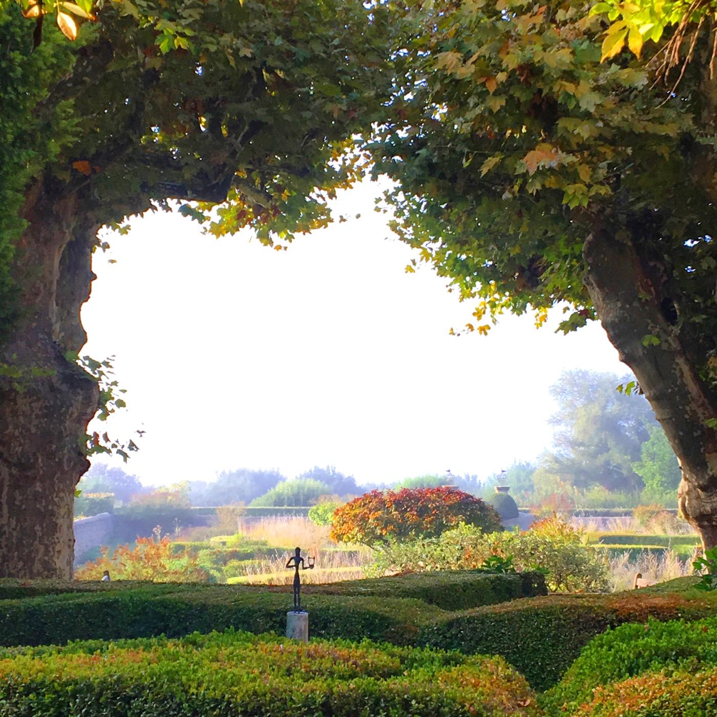 Le Pavillon de Galon - gardens